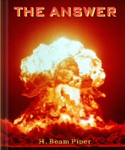 Cover Art for The Answer