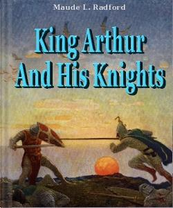 Cover Art for King Arthur and His Knights