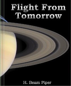 Cover Art for Flight From Tomorrow
