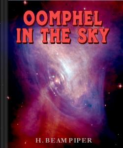 Cover Art for Oomphel in the Sky