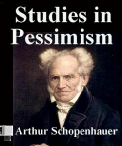 Cover Art for Studies in Pessimism