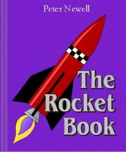 Cover Art for The Rocket Book