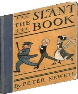 Cover Art for The Slant Book
