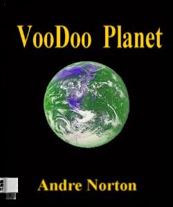 Cover Art for Voodoo Planet