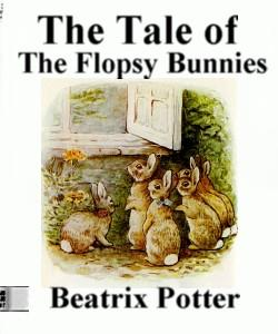 Cover Art for The Tale of the Flopsy Bunnies