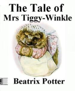 Cover Art for The Tale of Mrs Tiggy-Winkle