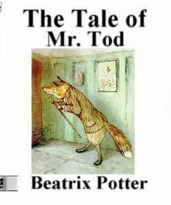 Cover Art for The Tale of Mr. Tod