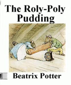 Cover Art for The Roly-Poly Pudding