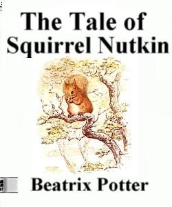 Cover Art for The Tale of Squirrel Nutkin