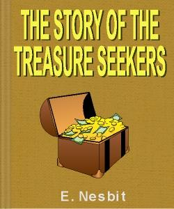 Cover Art for The Story of the Treasure Seekers