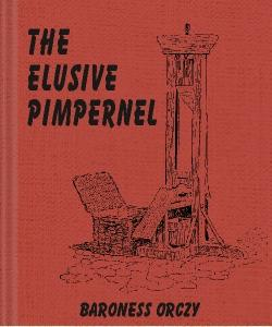 Cover Art for The Elusive Pimpernel