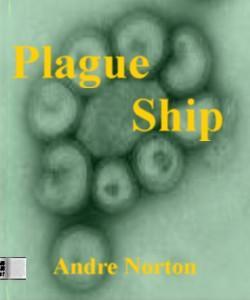Cover Art for Plague Ship