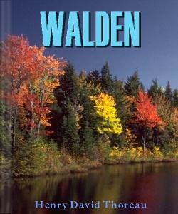 Cover Art for Walden