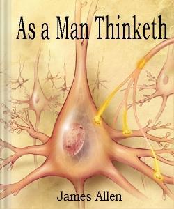 Cover Art for As a Man Thinketh