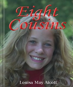Cover Art for Eight Cousins