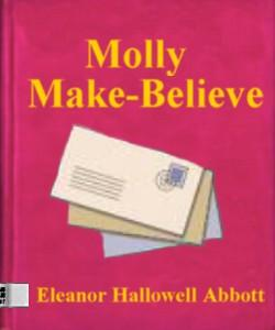 Cover Art for Molly Make-Believe