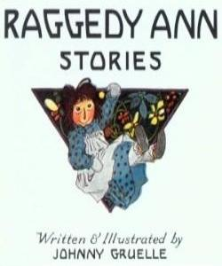 Cover Art for Raggedy Ann Stories
