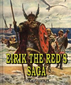 Cover Art for Eirik the Red's Saga