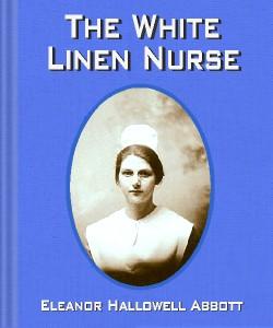 Cover Art for The White Linen Nurse