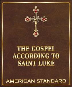 Cover Art for The Gospel According to St. Luke