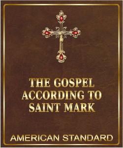 Cover Art for The Gospel According to Saint Mark