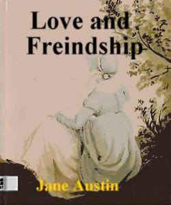 Cover Art for Love and Freindship
