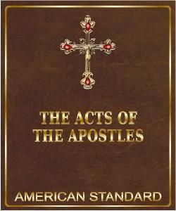 Cover Art for The Acts of the Apostles