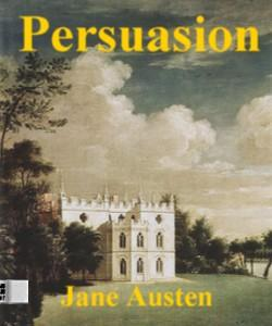 Cover Art for Persuasion