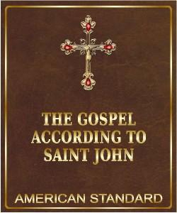Cover Art for The Gospel According to Saint John