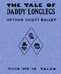 Cover Art for The Tale Of Daddy Long Legs