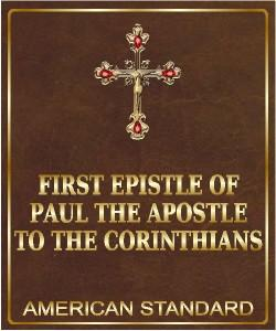 Cover Art for The First Epistle of Paul the Apostle...