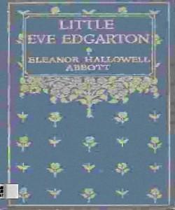 Cover Art for Little Eve Edgarton