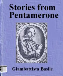 Cover Art for Stories from Pentamerone