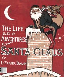 Cover Art for The Life and Adventures of Santa Claus