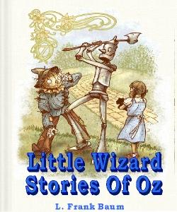Cover Art for Little Wizard Stories of Oz
