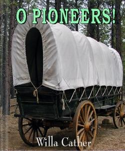 the intense relationship with the farmlands in o pioneers a novel by willa cather Novels may also provide knowledge about unfamiliar subjects or give new insights into familiar onesnovel has  relationship with  and intense and in.