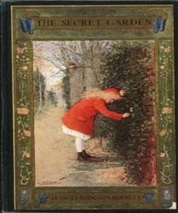 Cover Art for The Secret Garden