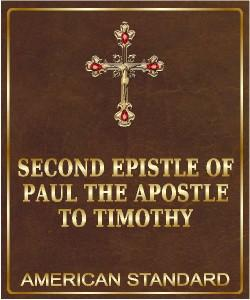 Cover Art for The Second Epistle of Paul to Timothy