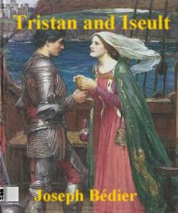 Cover Art for Tristan and Iseult