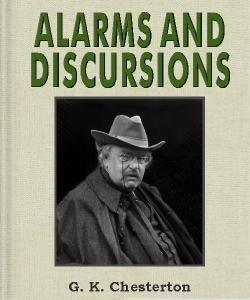 Cover Art for Alarms and Discursions