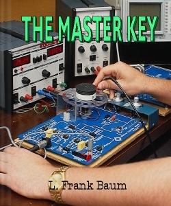 Cover Art for The Master Key