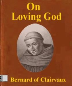 Cover Art for On Loving God