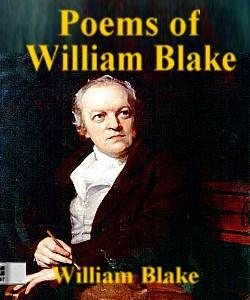 Cover Art for Poems of William Blake