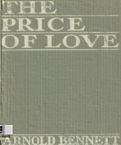 Cover Art for The Price of Love