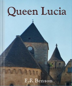 Cover Art for Queen Lucia