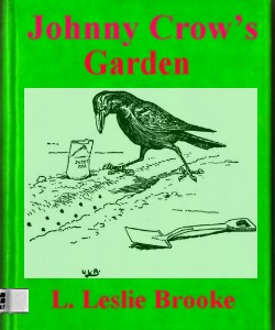 Cover Art for Johnny Crow's Garden