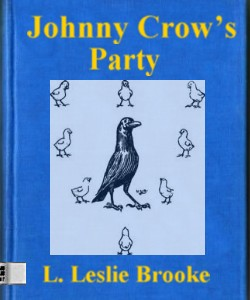 Cover Art for Johnny Crow's Party