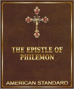 Cover Art for The Epistle of Philemon