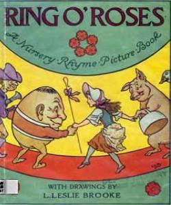Cover Art for Ring o' Roses:A Nursery Rhyme Picture...