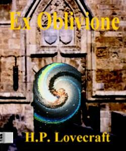 Cover Art for Ex Oblivione